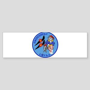 3-vf32logo Bumper Sticker