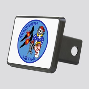 3-vf32logo Rectangular Hitch Cover