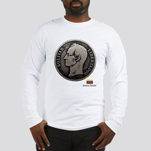 Somos Fuerte Long Sleeve T-Shirt