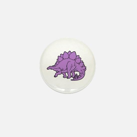 Stegosaurus Mini Button