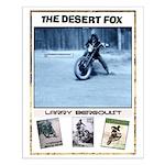 Desert Fox Hastings Ranch Small Poster