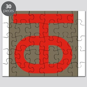 90th Infantry Division Puzzle