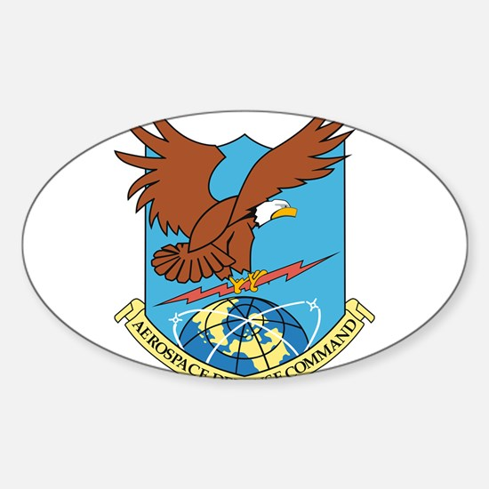 Aerospace Defense Command Decal