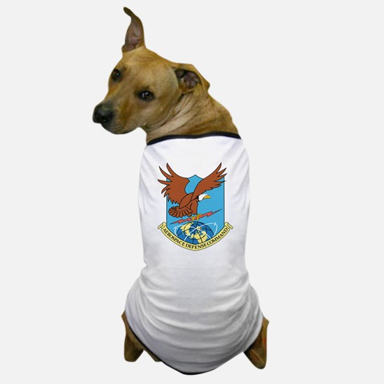 Aerospace Defense Command.png Dog T-Shirt