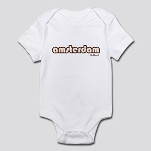 Amsterdam Holland (Vintage) Infant Bodysuit