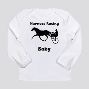 Harness Racing Baby Long Sleeve T-Shirt