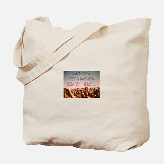 Cute All these words Tote Bag