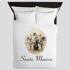 Santa Monica Queen Duvet