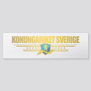 Flag of Sweden Bumper Sticker