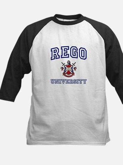 REGO University Kids Baseball Jersey