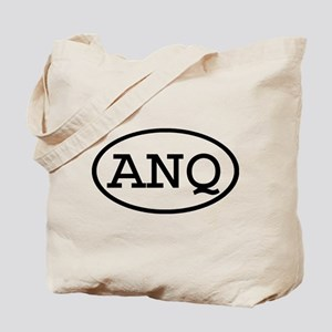 ANQ Oval Tote Bag