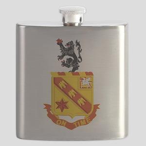 11th Field Artillery Flask