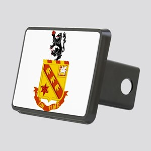 11th Field Artillery Rectangular Hitch Cover