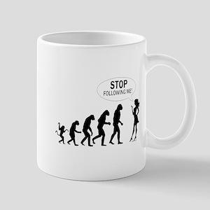 SEXY GIRL EVOLUTION Mug