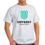 Odyssey Men's T-Shirt Light Colors