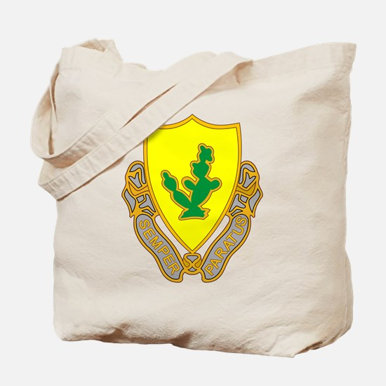 12th Cavalry.png Tote Bag