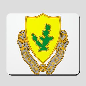 12th Cavalry Mousepad