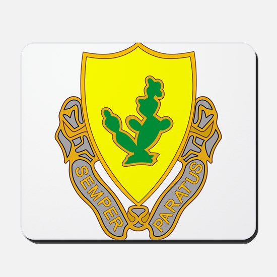 12th Cavalry.png Mousepad