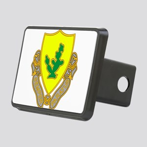 12th Cavalry Rectangular Hitch Cover