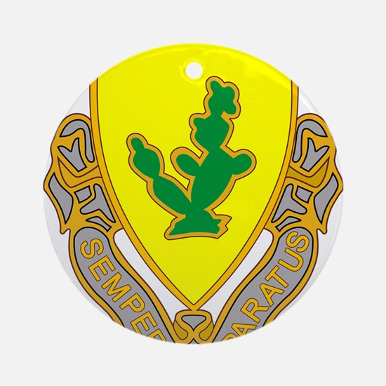 12th Cavalry.png Ornament (Round)