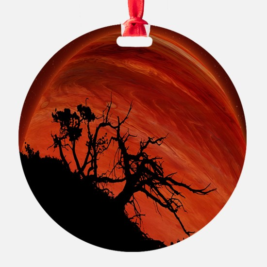 Red Planet Ornament