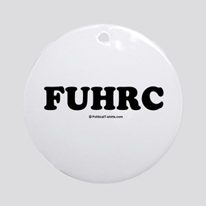 FUHRC Ornament (Round)