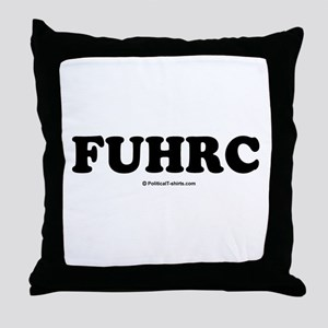 FUHRC Throw Pillow