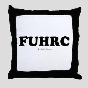FUHRC Throw Pillow