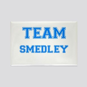 TEAM SMEDLEY Rectangle Magnet