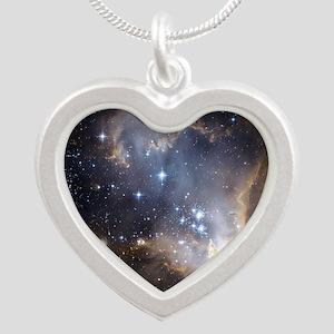 Deep Space Nebula Necklaces