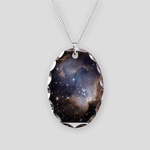 Deep Space Nebula Necklace