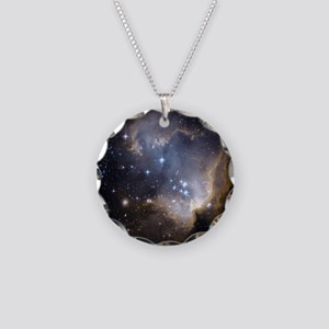 Deep Space Nebula Necklace