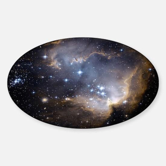 Deep Space Nebula Decal