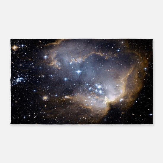 Deep Space Nebula 3'x5' Area Rug