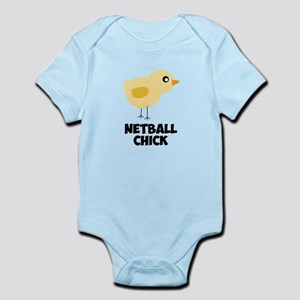 Netball Chick Body Suit