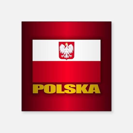 Polska Sticker