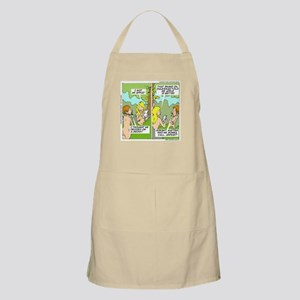 Adam & Eve & Phone Apron