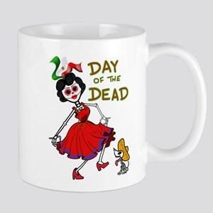 Day of the dead Mugs