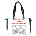 tennis Diaper Bag