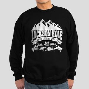 Jackson Hole Vintage Sweatshirt (dark)