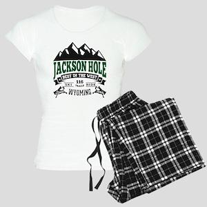 Jackson Hole Vintage Women's Light Pajamas