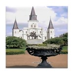 Jackson Square Tile Coaster