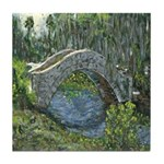 City Park Bridge Tile Coaster