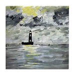 Lighthouse Tile Coaster
