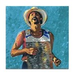 Zydeco Joe Tile Coaster