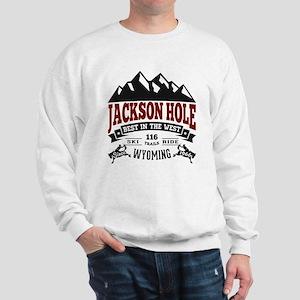 Jackson Hole Vintage Sweatshirt