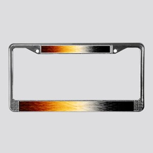PROUD 2 License Plate Frame