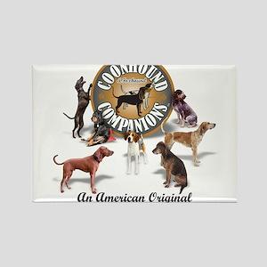 Foxhound Logo Magnets