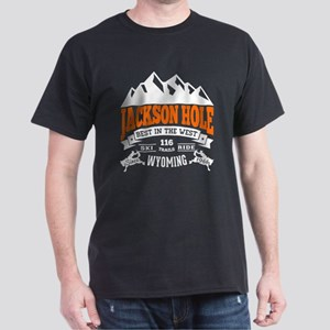 Jackson Hole Vintage Dark T-Shirt