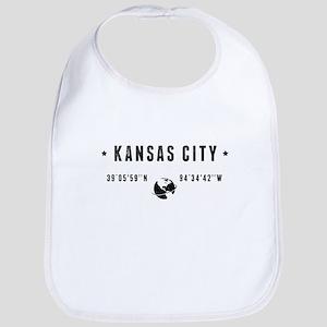 Kansas City Baby Bib